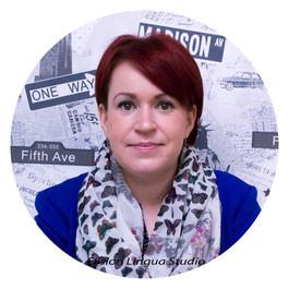 Amanda носитель английского языка из Великобритании. Elision Lingua Studio. Английский язык с носителями языка.